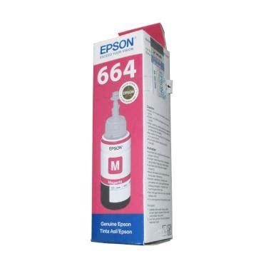 Tinta Epson 664 Hitam jual harga tinta epson l220 terbaru harga murah blibli