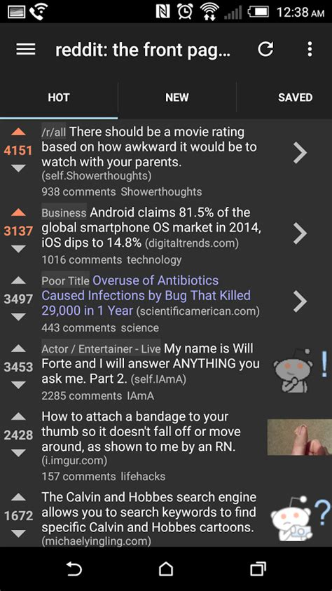 android themes reddit reddit is unofficial android apps on play