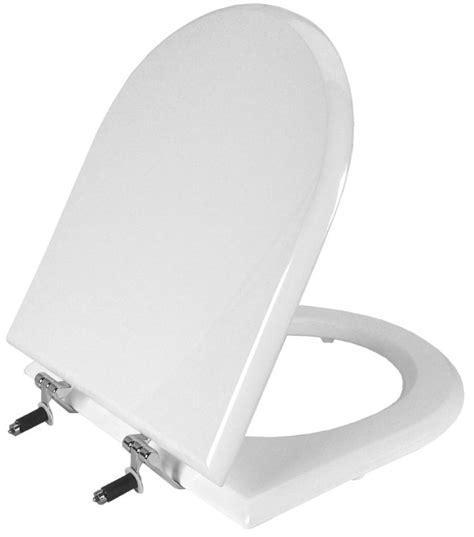 Toilette Suspendu 401 by Abattant Pour Wc Gala Marina Blanc Fixation Horizontale
