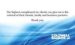 coldwell banker business card template coldwell banker business cards color glossy