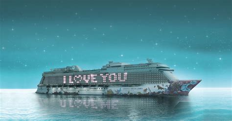 dream weekend boat cruise light up your love dream cruises