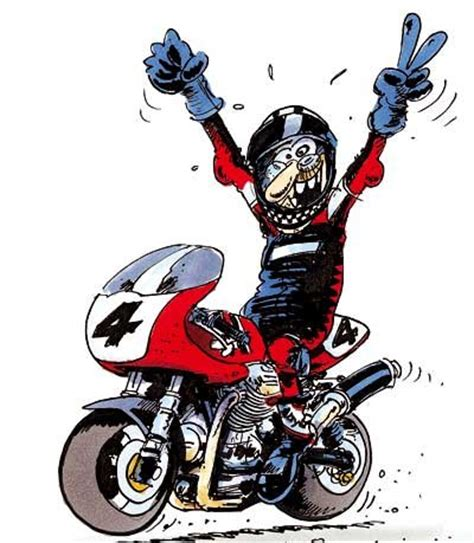 Motocross Motorrad Comic by Motorradclub Sch 246 Nreuth