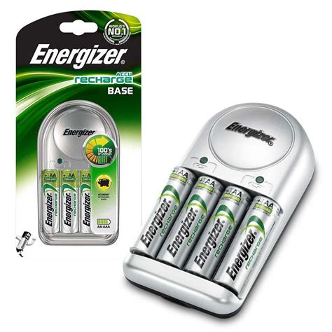 energizer nimh battery charger light energizer aa and aaa battery charger with 4x aa 1300mah