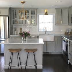 Grey Kitchen Cabinets 25 Best Ideas About Gray Kitchen Cabinets On Grey Cabinets Grey Kitchen Paint