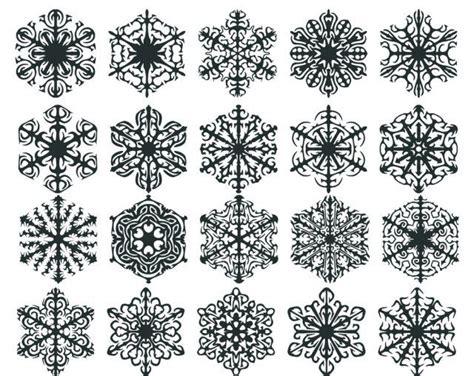 tribal snowflake tattoos snowflake tattoos snowflake designs