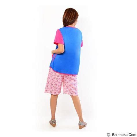 Setelan Baju Tidur Murahbaju Tidur Pendekset Biru Tosca jual forever baju setelan wanita fit celana pendek p 718 blue merchant murah