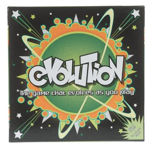 Evolution 3rd Edition meg entertainment on marketplace