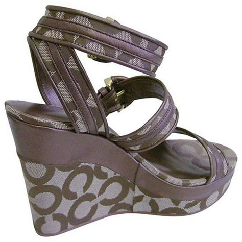 Wedges Ad 24 look beautiful with coach wedges 2012 my style
