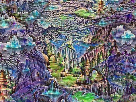 google images ai these trippy images show how google s ai sees the world