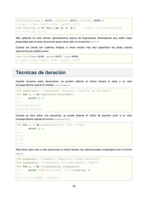 python tutorial xrange tutorial de python pyar