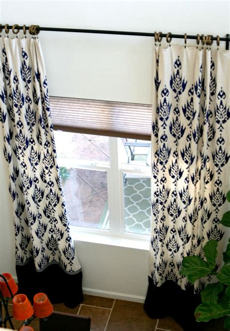 how to make drop cloth drapes drop cloth curtains curtains pinterest