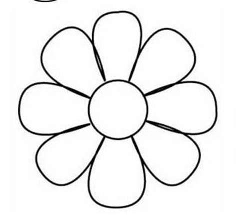 flores de 5 petalos para imprimir top patrones de petalos de flores para imprimir images for