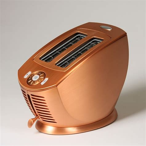Jenn Air Attrezzi Copper Toaster   Free Shipping Today