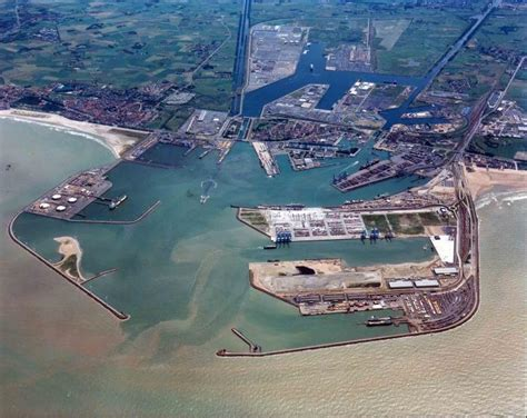 port of zeebrugge launches china europe railway