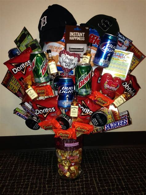 valentines basket for him valentines gift basket for him www imgkid the