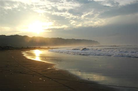 gambar pantai parangtriris yogyakarta indah gambargambarco
