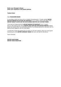 esthetician cover letter exles best photos of 4 weeks notice resignation letter one