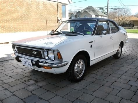 1972 Toyota Corolla For Sale Mini Hemi 1972 Toyota Corolla Deluxe Coupe