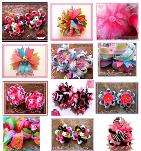 Types Of Hair For Bows by Ideas For Hair Bows