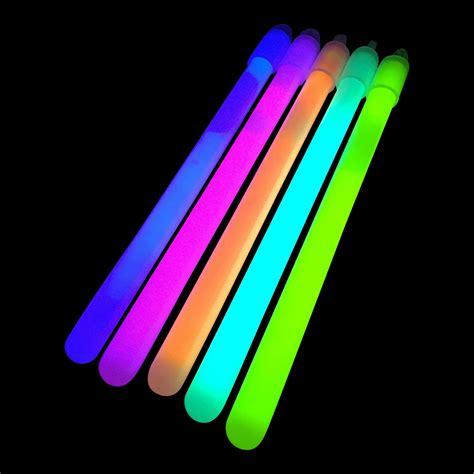 Glowstick Light Stick 6 inch regular 10mm glow stick cheap glow sticks glowtopia