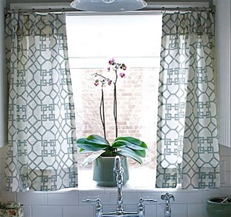 curtains to window sill the window treatments for any room homes