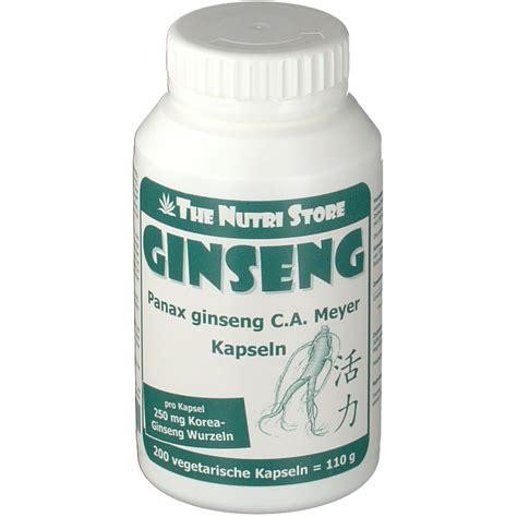 Ginseng Gingseng Bubuk 250 Gram ginseng 250 mg shop apotheke