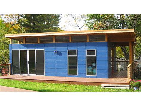 Sheds For Living by Modern Sheds To Expand Your Living Space