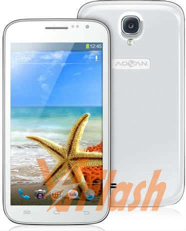 cara flash advan s5k via recovery tanpa pc droidve