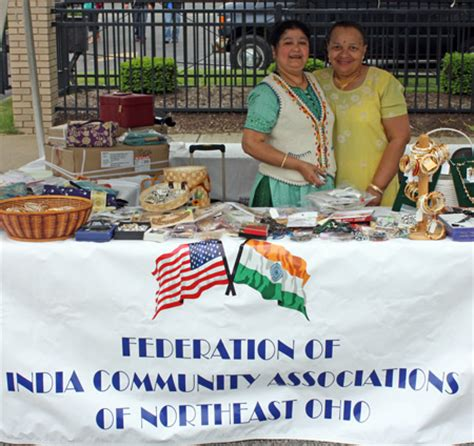dragon boat federation of india people at the cleveland asian festival
