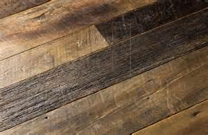 rustic wood flooring modern house