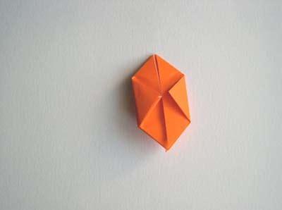 Water Balloon Origami - origami bola pendidikan seni visual