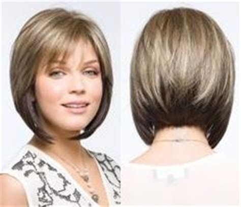 angled bob no bangs bob back view inverted bob and bobs on pinterest
