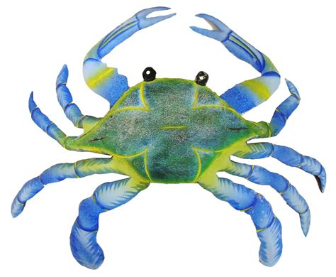 Blue Crab Wall Decor by Maryland Blue Crab Haitian Metal Wall Decor Large Ebay