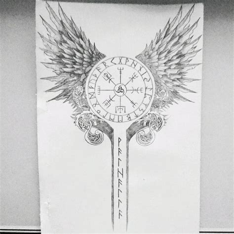 norse valkyrie tattoo designs another back idea tattoos cousin tattoos