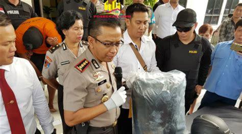 Alarm Polisi pembunuh ternyata kepala security polisi sarangkan timah panas di kaki bekasi