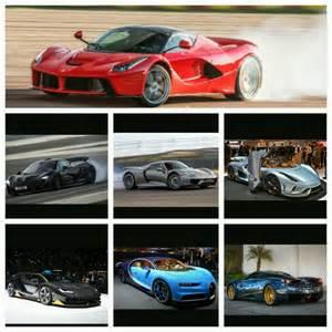 Bugatti Vs Porsche Vs Koenigsegg Vs Pagani Vs Mclaren Vs Porsche Vs