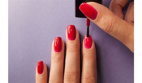 Painting Your Nails by How To Paint Nails Perfectly Every Time Nails