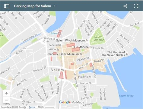 salem usa map 19 best getting around salem ma images on