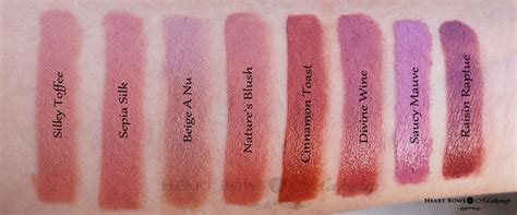 color with l best brown lipsticks for warm skintone by l oreal