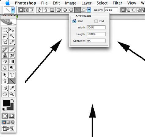 How To Draw In Photoshop Cs6
