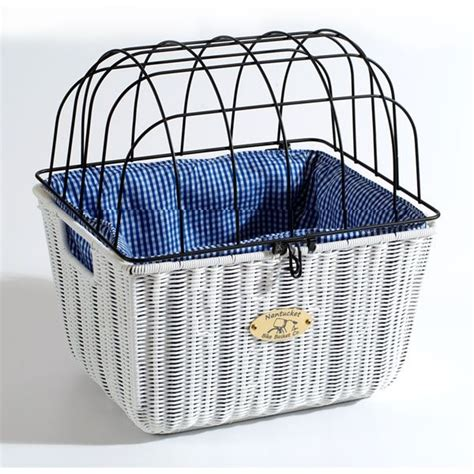 bicycle baskets for dogs 17 best images about bike baskets on rear