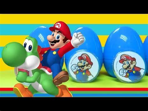 Egg Mario Bros mario bros egg unboxing