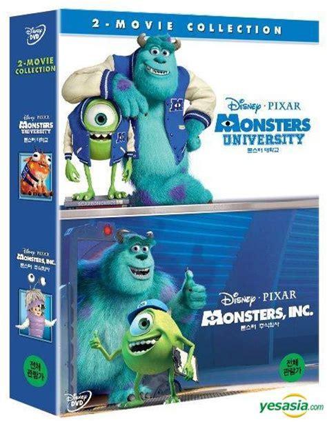 Dvd Korea 2 monsters monsters inc dvd 2 disc korea