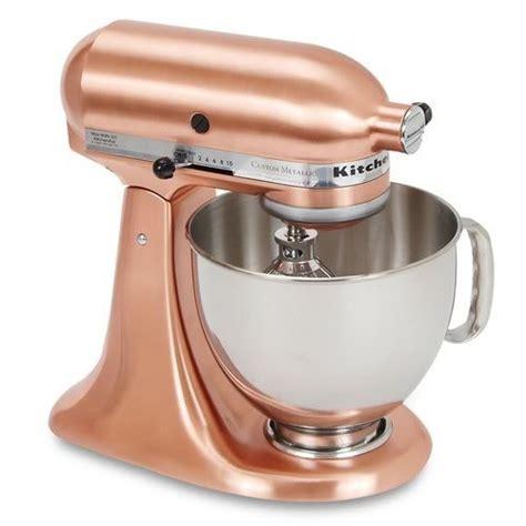 copper colored appliances copper kitchenaid mixer h o m e g a r d e n pinterest