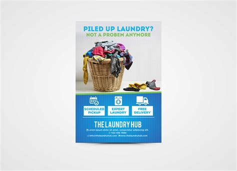 laundry design poster laundry flyer graphic wants