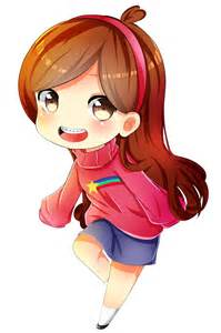 möbel de chibi mabel pines by syoa kun on deviantart