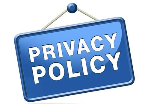 Privacy Policy by 4 Ways To Improve Customer Privacy In Your Small Business