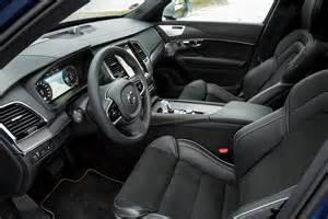 Volvo V50 R Design Interior Int 233 Rieur Volvo Xc90 T8 R Design Worldwide 2016 Pr