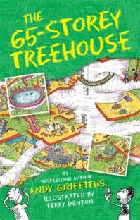 Story Treehouse Book - booktopia the 65 storey treehouse the treehouse series book 5 by andy griffiths