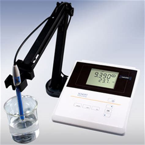 phs lab bench benchtop ph meters
